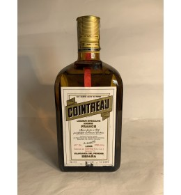 cointreau old release (70 80) 0.85 cl