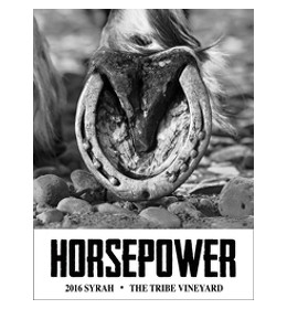 horsepower the tribe vineyard syrah 2016