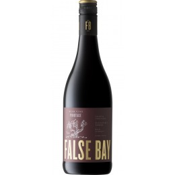 false bay vineyards pinotage 2017