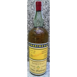 chartreuse tarragona yellow release 1935 50 cl