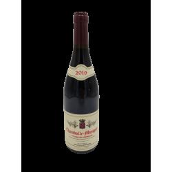 fruitiere vinicole voiteur vin jaune 1985