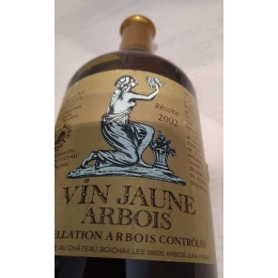 henri maire arbois vin jaune 2002