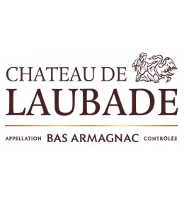 laubade 1990 owc 70 cl bottled 2012