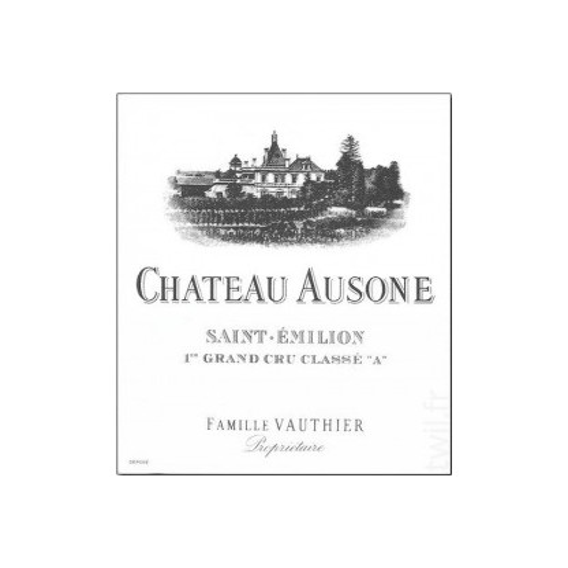 chateau ausone 1992