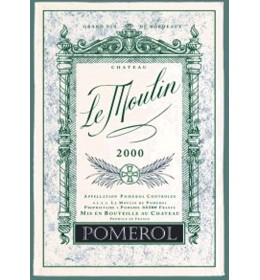 chateau le moulin 1999