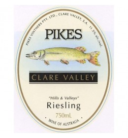 pikes hills & valley riesling 2016