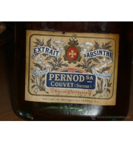 pernod absenthe tarragona 68 degres (old release)
