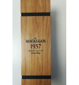 macallan fine & rare 1937 (37 years bottled 2002)