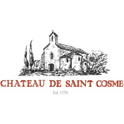 chateau de saint cosme valbelle rouge 2015
