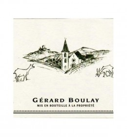 gerard boulay rouge 2014