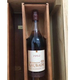laubade 1992 owc 70 cl bottled 2012