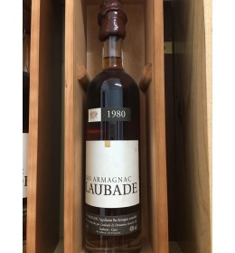 laubade 1980 owc 50 cl bottled 2008