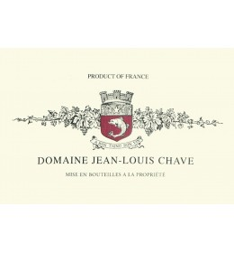 jean louis chave hermitage blanc 2014