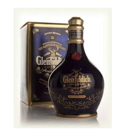 glenfidich blue 18 years ancient reserve
