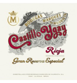 marques de murrieta castillo ygay blanco gran reserva 1986 (loose)