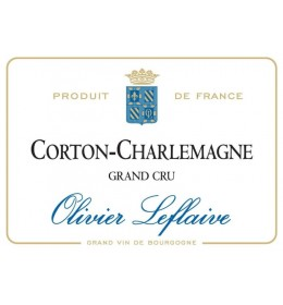 olivier leflaive corton charlemagne 2013