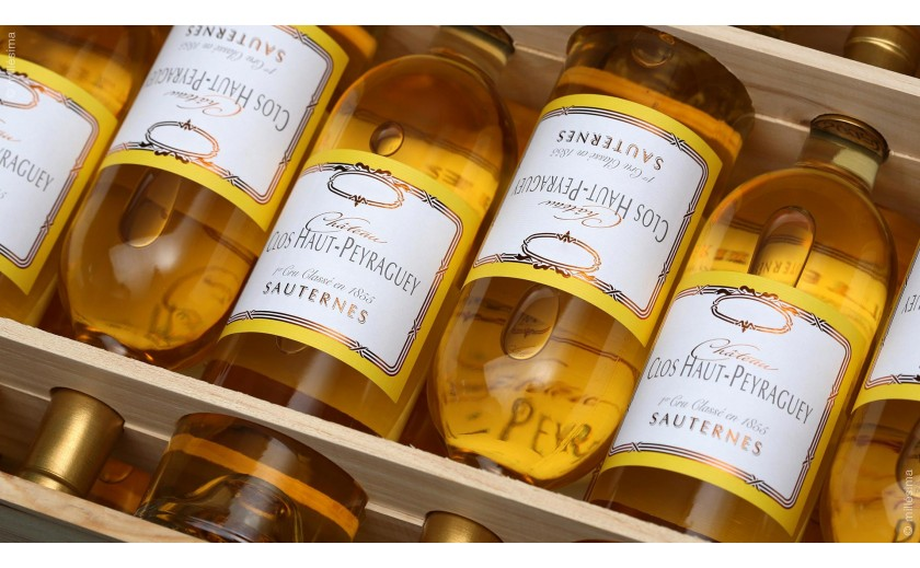 TOWARDS A DISAPPEARANCE OF SAUTERNES ?