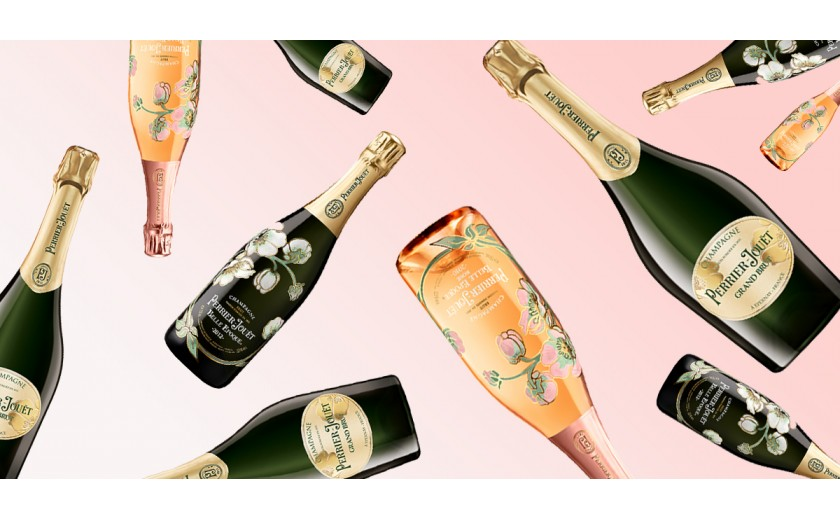 Perrier-Jouët : A House mixing tradition and creation