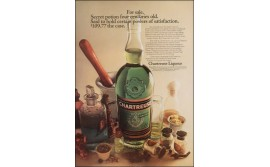 Why is the Chartreuse such a mysterious liqueur?